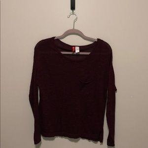 H&M thin sweater